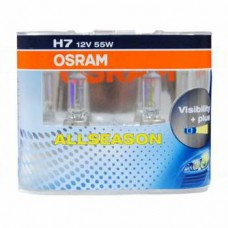 OSRAM ALLSEASON (H7, 64210ALL-DUOBOX)