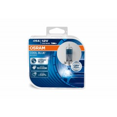 OSRAM COOL BLUE  BOOST (H4, 62193CBB-HCB)
