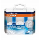 OSRAM COOL BLUE HYPER PLUS (H11, 62211CBH+ DUOBOX)