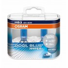 OSRAM COOL BLUE HYPER PLUS (HB3, 9005CBH+ DUOBOX)