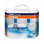 OSRAM COOL BLUE HYPER PLUS (HB4, 9006CBH+ DUOBOX)