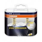 OSRAM FOG BREAKER (H4, 62193FBR-DUOBOX)
