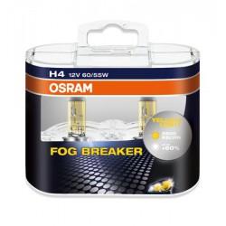 OSRAM FOG BREAKER - яркий желтый свет получил новое название!