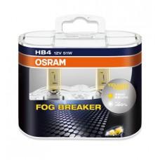 OSRAM FOG BREAKER (HB4, 9006FBR-DUOBOX)