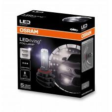 OSRAM LEDriving FOG LAMP (H8/H11/H16, 66220CW)