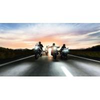Открывайте мотоциклетный сезон вместе с OSRAM!