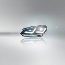 Ксеноновые фары головного света OSRAM LEDriving XENARC для VW GOLF 6 GTI EDITION (LEDHL102-GTI)