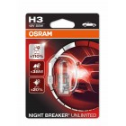OSRAM NIGHT BREAKER UNLIMITED (H3, 64151NBU-01B)
