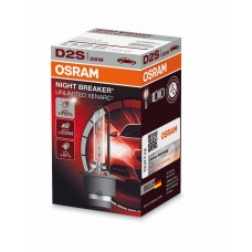 OSRAM XENARC NIGHT BREAKER UNLIMITED (D2S, 66240XNB)