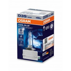 OSRAM XENARC COOL BLUE INTENSE (D3S, 66340CBI)