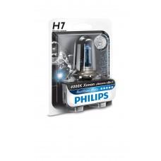 PHILIPS BLUEVISION MOTO (H7, 12972BVUBW)