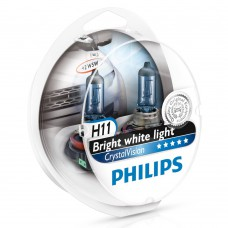 PHILIPS CRYSTAL VISION (H11, 12362CVSM)