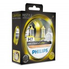 PHILIPS COLOR VISION YELLOW (H7, 12972CVPYS2)
