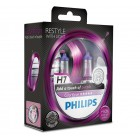 PHILIPS COLOR VISION PURPLE (H7, 12972CVPPS2)