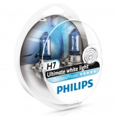 PHILIPS DIAMOND VISION (H7, 12972DVS2)