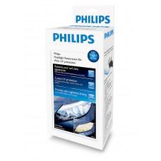 Набор для ухода за фарами головного освещения PHILIPS ECOVISION (HRK00XM)