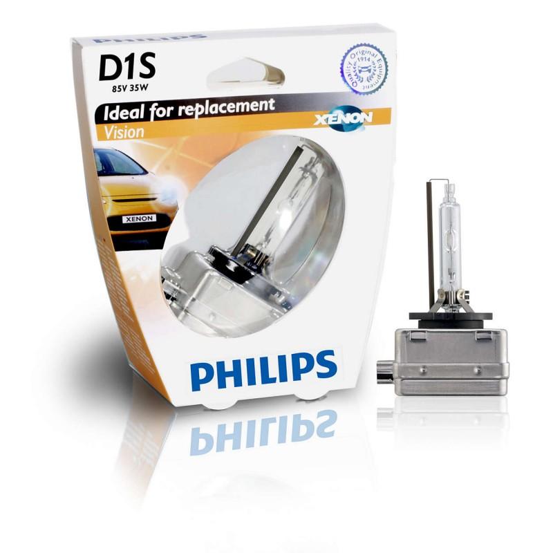 Лампа автомобильная Philips 85415vis1 - фото 3