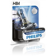 PHILIPS BLUE VISION ULTRA (HB4, 9006BVUB1)