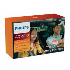 Видеорегистратор автомобильный PHILIPS ADR610 (ADR61 BLX1)