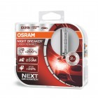 OSRAM XENARC NIGHT BREAKER LASER (D2S, 66240XNL-DUOBOX)