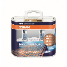 OSRAM NIGHT BREAKER Limited Edition (H4, 64193NBL-DUOBOX)