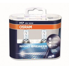 OSRAM NIGHT BREAKER PLUS (H7, 64210NBP-DUOBOX)