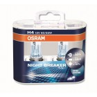 OSRAM NIGHT BREAKER PLUS (H4, 64193NBP-DUOBOX)