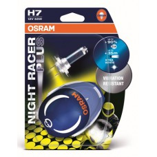 OSRAM NIGHT RACER PLUS (H7, 64210NRP-02B)