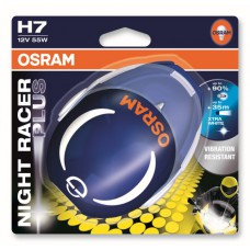 OSRAM NIGHT RACER PLUS (H7, 64210NRP-01B)
