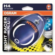 OSRAM NIGHT RACER PLUS (H4, 64193NRP-01B)