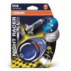 OSRAM NIGHT RACER PLUS (H4, 64193NRP-02B)
