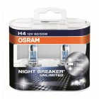 OSRAM NIGHT BREAKER UNLIMITED (H4, 64193NBU-DUOBOX)